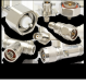 Coaxial Adapters - In Series